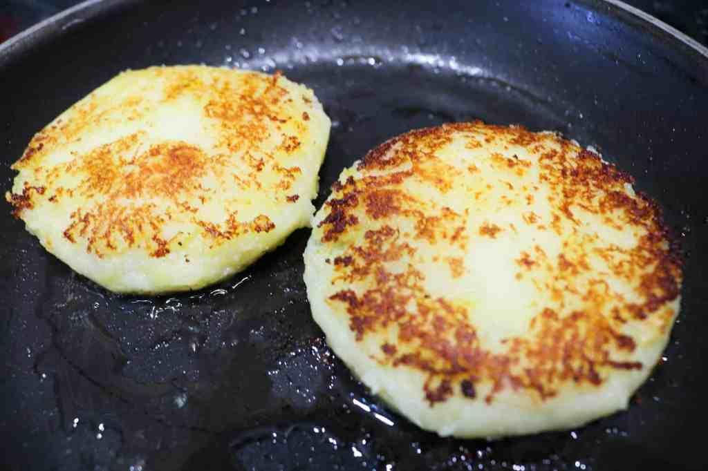 cottura tortini patate zucchine curcuma