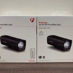 BONTRAGER ION PRO RT FRONT BIKE LIGHT 再入荷しました!