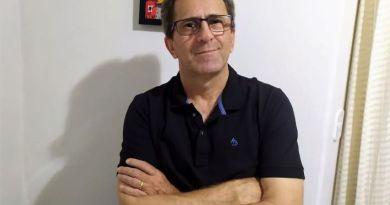 Empresário Flávio Tosti continua jogando handebol