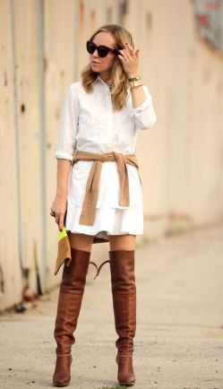 Over the knee boots4