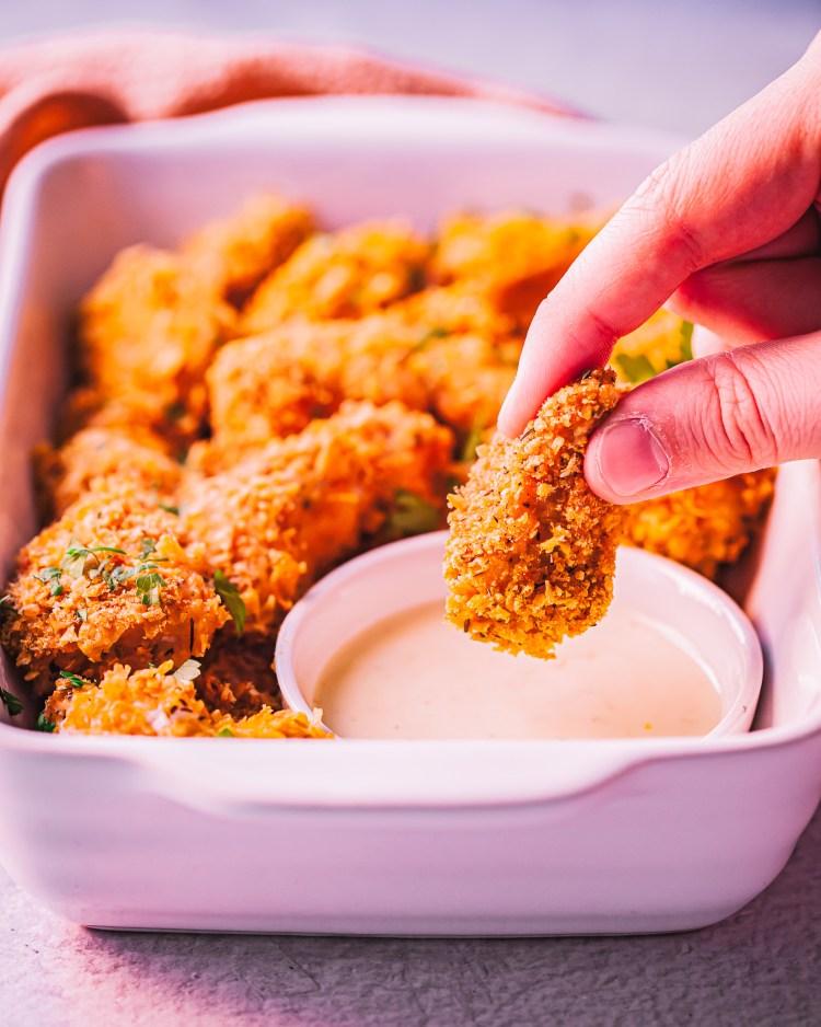 Los mejores nuggets saludables
