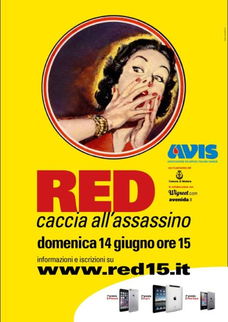 Avis _ Red. Caccia all'assassino