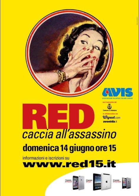 Avis _ Red. Caccia all'assassino