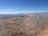 Landing in Chihuahua