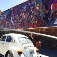 On the Avenida del Sol