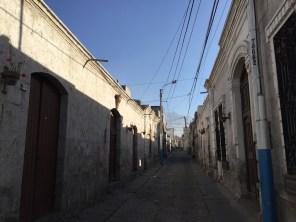 On the streets of Yanahuara