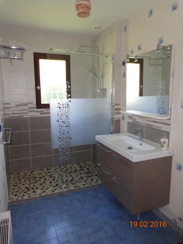 Cration et installation de salle de bain  Val dOise 95