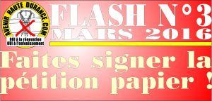 Flash n° 3