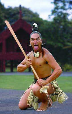 sábio maori Tamati Rainipiri