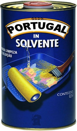 PORTUGAL in solvente