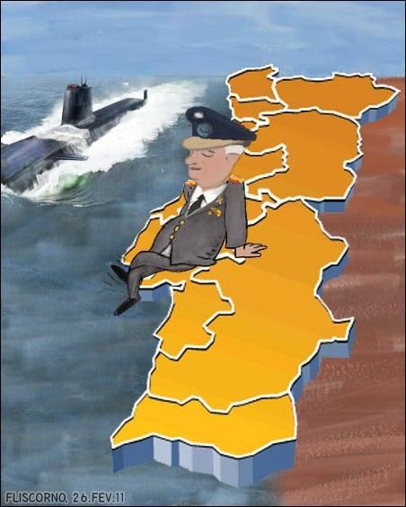 portugal, país de generais sentados