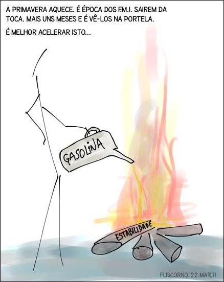 Lenha para a fogueira
