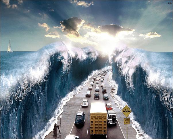 Moses Ocean Freeway