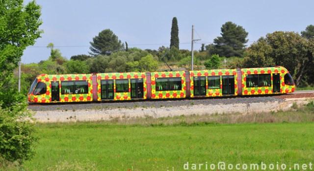Linha F (Estádio do Dragão~Fânzeres) - Metro do Porto
