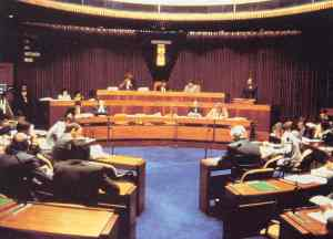 parlamento regional