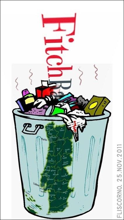 fitch lixo