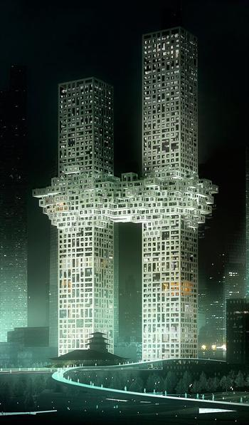 torres gémeas