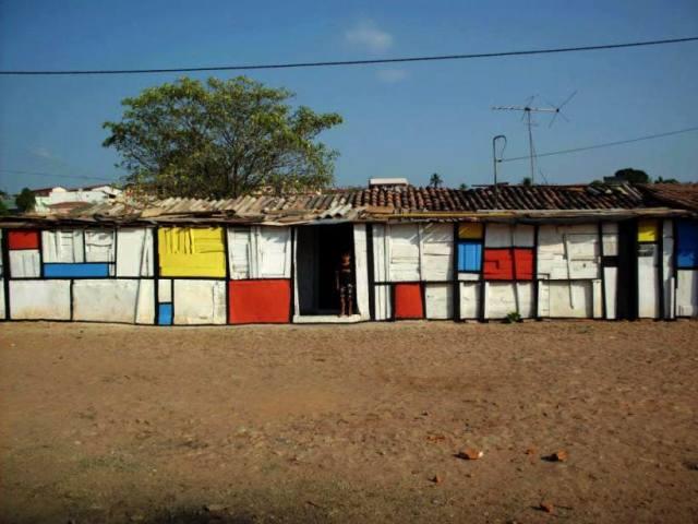 mondiran favela