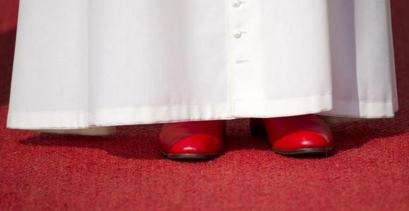 sapatos papa
