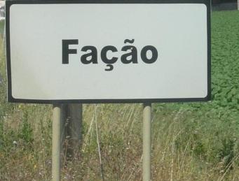fação