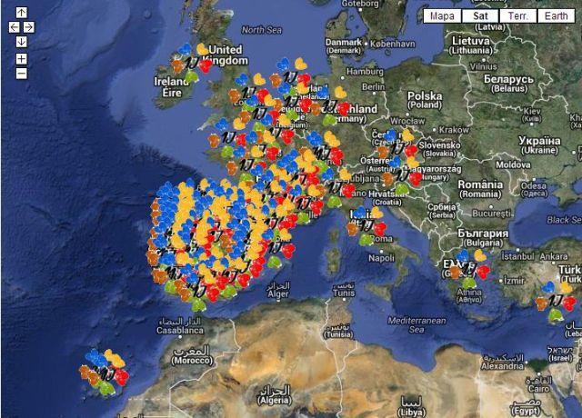 1 junho 2013 europe