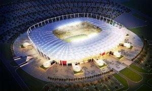 Estádio: Governador Magalhães Pinto (Mineirão), Belo Horizonte Escritórios responsáveis pelo projeto: Gerkan Marg & Partner (GMP) e Gustavo Penna Arquiteto & Associados