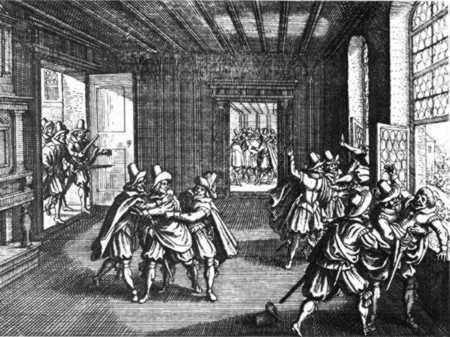 Defenestração de MigueldeVasconcelos