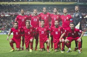 Play-off 2014 World Cup - Portugal vs Sweden