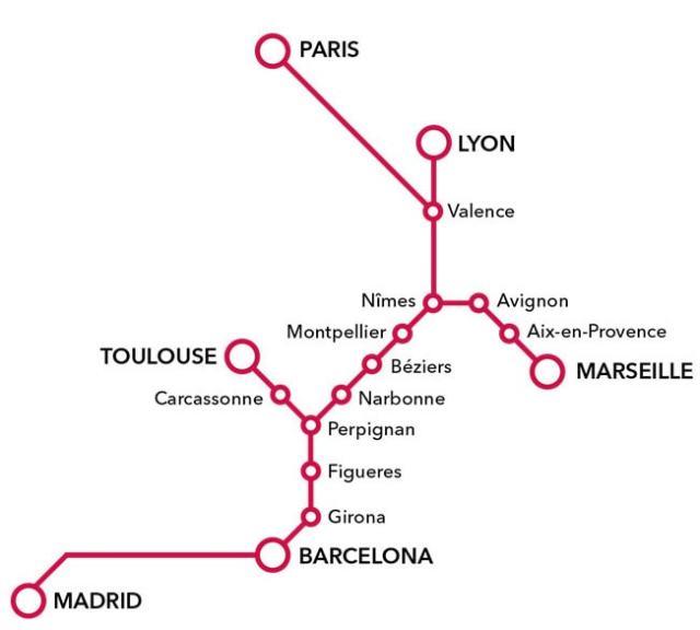 madrid-barcelona-paris-comboio