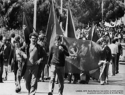 manifestação mrpp 1975