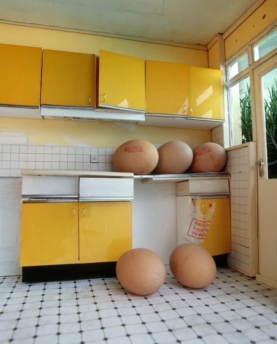 ovos gigantes