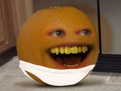 laranja cuecas