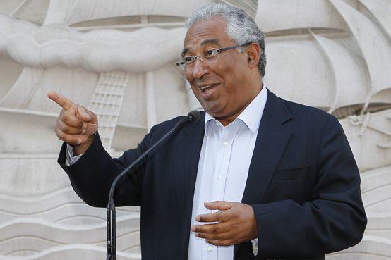 CULTURA - Antonio Costa presidente da Camara Municipal de Lisboa na a