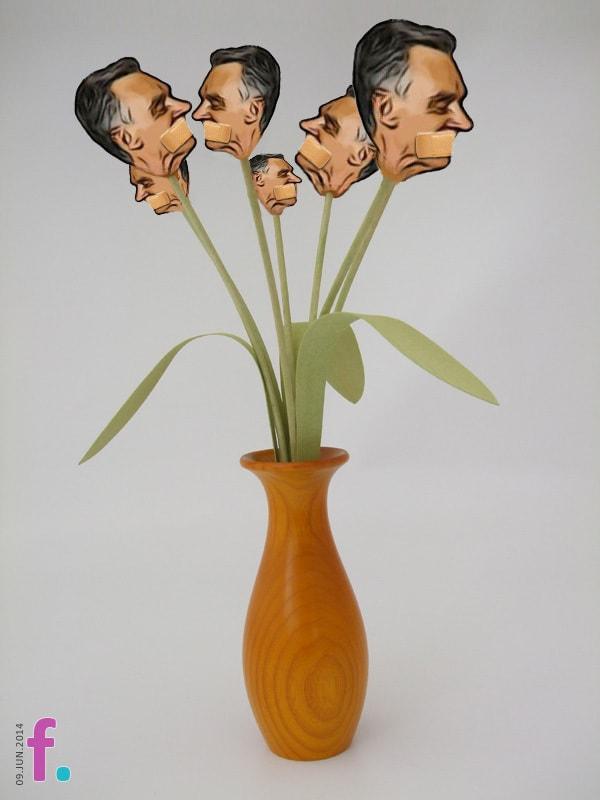 jarro de flores