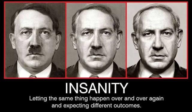 adolf_hitler_Benjamin_Netanyahu