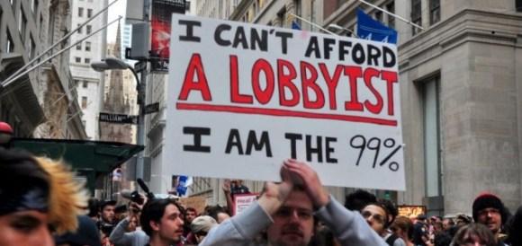 99% against lobby