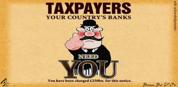 tax payers banks