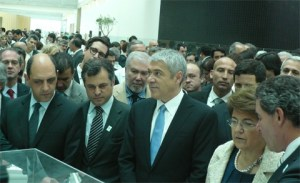 Sócrates inaugura hospital privado de Braga