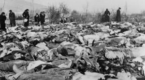 Massacre de comunistas gregos 22-2-1949