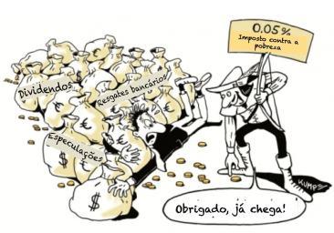 imposto contra a pobreza