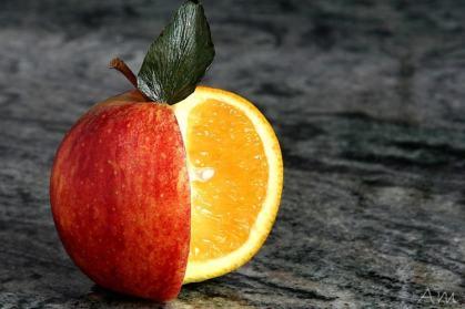 laranja maça