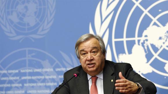 António Guterres, o novo Secretário-Geral da ONU