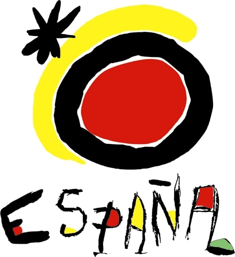 Juan Miró, Logótipo do Turismo de Espanha