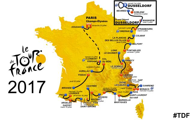 Le Tour 2017