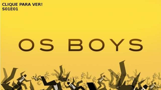 Os Boys - Série da RTP