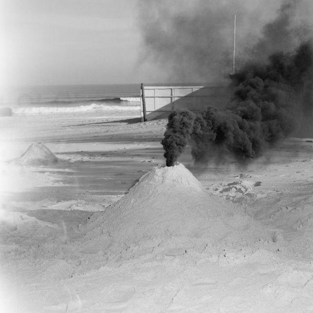 Vulcao-areia-tocha-fumo-Costa-Nova