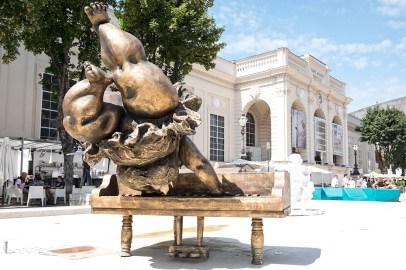 Viena museo escultura