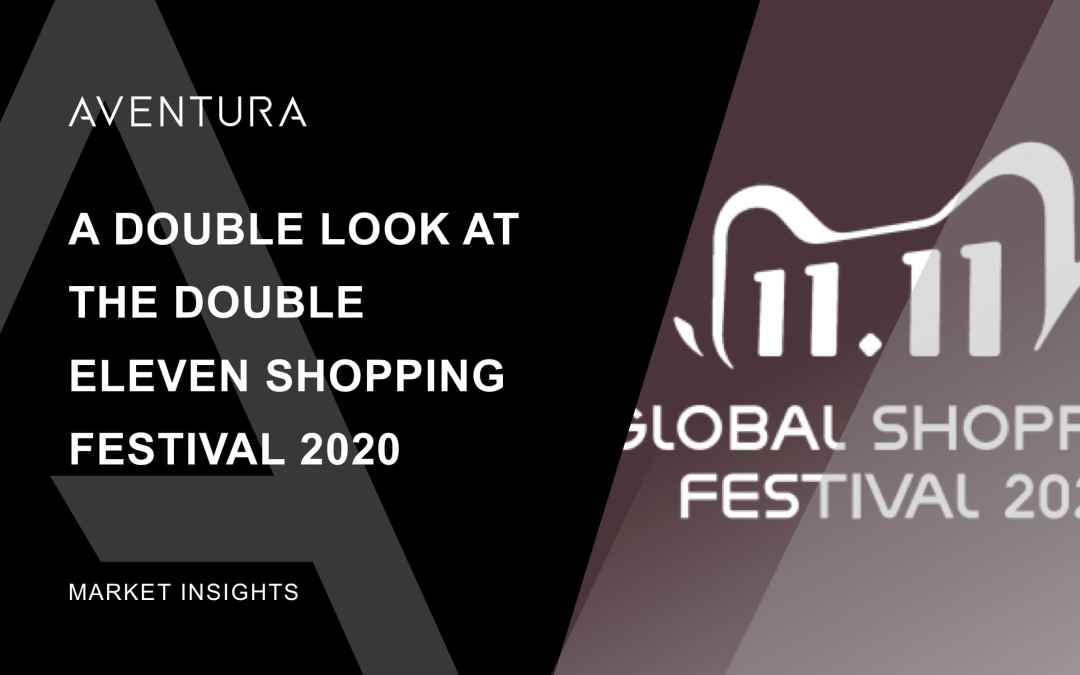 A double look at the Double Eleven Shopping Festival 2020