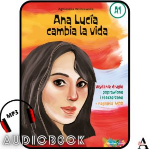 audiobook Ana lucia cambia