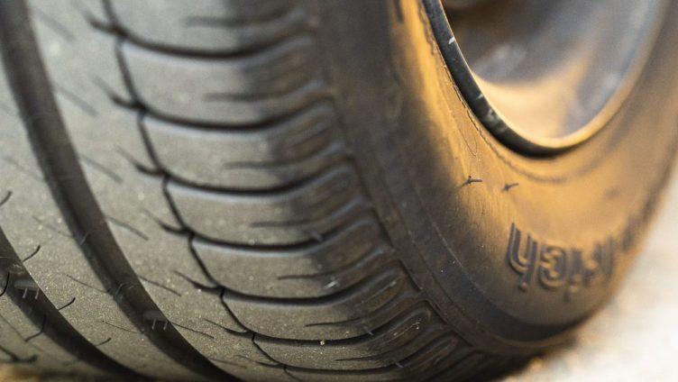 Polvo de neumático